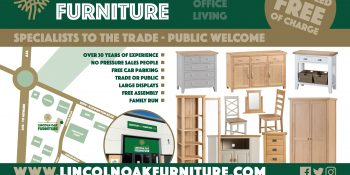 Lincoln Oak Furniture's New Re-branding